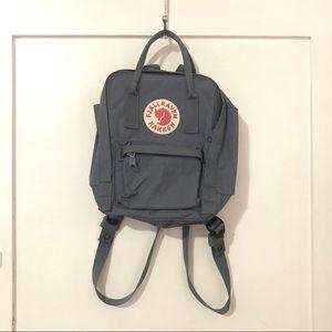 93fa9f677c5b5 Fjallraven Bags - Fjallraven Kanken Mini Backpack Blue Ridge 🎒🇸🇪